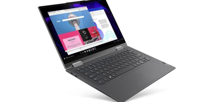 Lenovo má první 5G notebook na světě