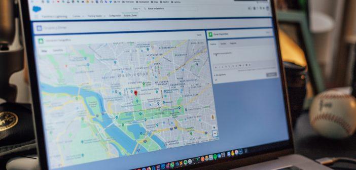 Nadšenec se rozhodl procestovat USA na mapách Googlu
